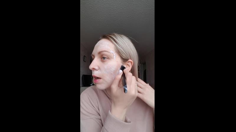 Маска номер 3 Energy queen заряди свою кожу