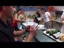 Суши и роллы в стрёмной китайской забегаловке Китайские сушисты Жизнь в Китае Chinese street food