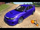 BeamNG.Drive Mod : Subaru Impreza WRX STI 2013 (Crash test)
