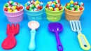 Speckled Eggs Ice Cream Surprise Cups Ooshies Peppa Pig Chupa Chups Hello Kitty Paw Patrol Shopkins