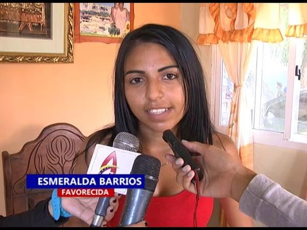 BNBT rehabilita 120 hogares en la comunidad Chompresero del El Recreo