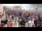 гей-парад в Харькове за который Кернес получил кулю в бок (27.04.2014)