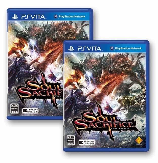 Игра Soul Sacrifice будет выпущена в Японии 7 марта 2013 года