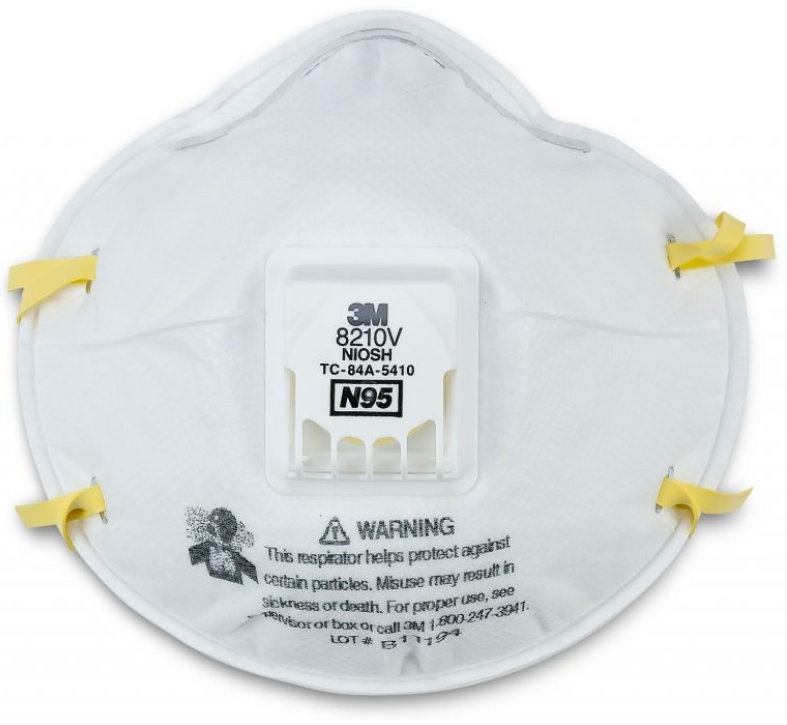 Всё о масках и респираторах от коронавируса / Говорит инженер, изображение №6