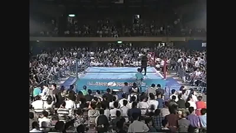 1994.05.31 - Abdullah The Butcher vs. Jun Akiyama