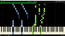 Star Wars The Force Awakens OST - March of The Resistance Synthesia Piano MIDI RodgerC26