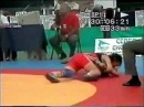 2004 Women's Cadet European Championship-40 kg-Barka Emese(HUN)-Oydopova Marina(RUS)
