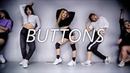 The Pussycat Dolls - Buttons | NARIA choreography