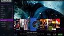 Медиа центр Kodi 18.1 (Leia) для Xbox One. Настройка с нуля (Оформление. Aeon Nox 5 Silvo)