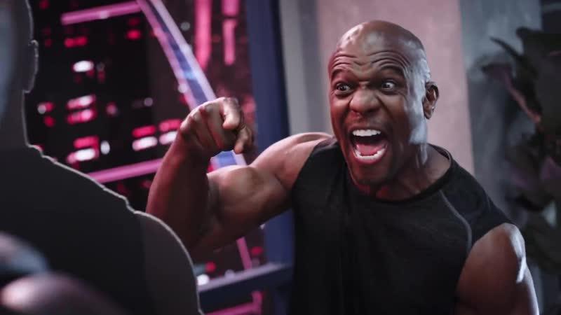 Crackdown 3 - трейлер Get The Jump с Терри Крюсом (с X018)