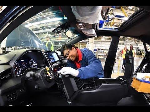 2019 Toyota Avalon üretim aşamaları ve araç özellikleri