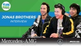 Jonas Brothers Reunite and Takeover Our Show Elvis Duran Show