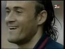 Season 2003/2004. FC Barcelona - Racing Santander RC - 1:0 (highlights)