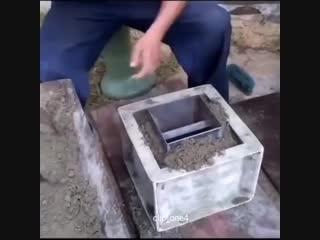 Стилизация под кирпичную кладку - Строим дом своими руками