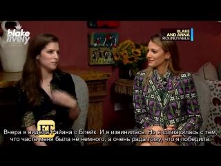 2018: Интервью с кастом в рамках промоушена фильма «Простая просьба» (русские субтитры)