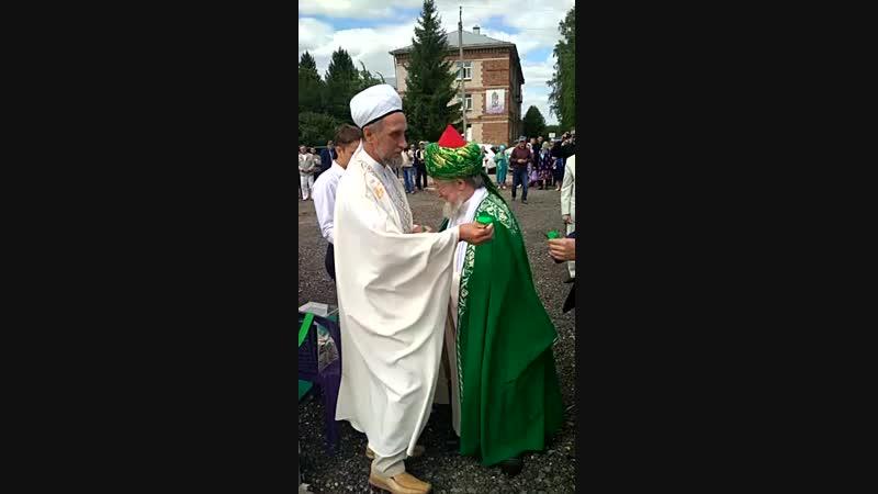 татары Самары открытие мечети