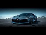 Bugatti Divo: World Premiere