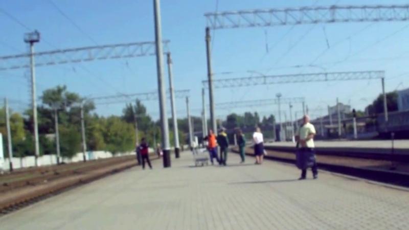 24 сентября 2011 Луганский ж д вокзал