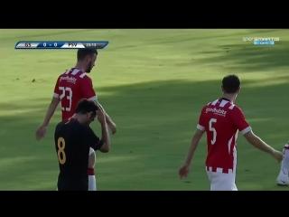 Hazırlık Maçı Galatasaray-PSV 1.Yarı
