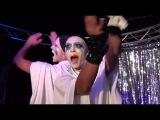 Shangela & Courtney Act Perform For Lady Gaga