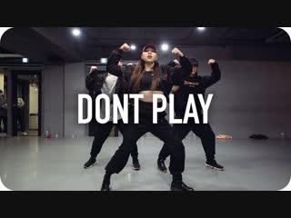 1Million dance studio Don't Play - Sik-K (ft. Punchnello) / Bengal Choreography