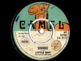 LITTLE ROY - Scrooge (1970 Camel uk press)