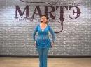 Восточные танцы - Танец живота видео урок 1 МАРТЭ