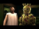 How To Make SLENDRINA GRANNY NOT SCARY 4 FEAT SPRINGTRAP IN FNAF 3