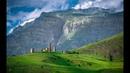 Дикая природа в горная ИНГУШЕТИИ - место где добывается талая вода Erzi