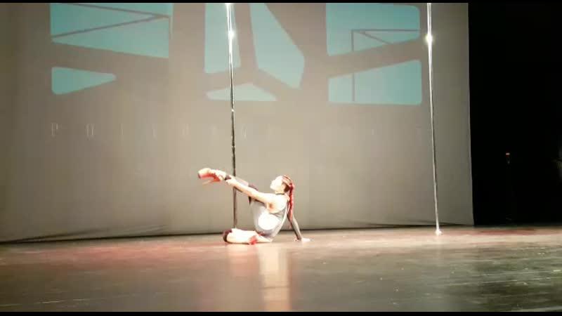 POLE DANCE STYLE 2019   Соловьева Ольга