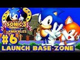 Sonic 3 &amp Knuckles HD part 6