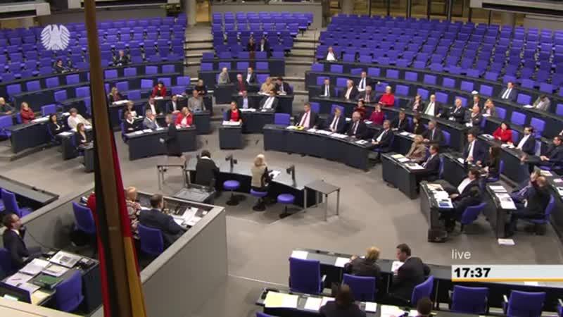 AfD verlangt die Anwesenheit der zuständige Ministerin die Demokratiefeinde lehnen das ab 20 11 18