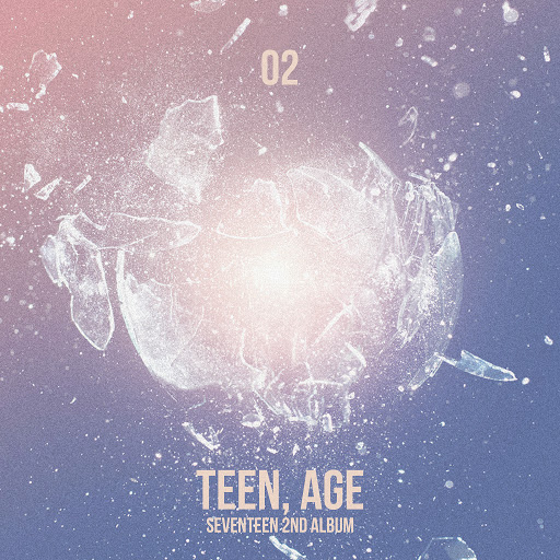 Seventeen альбом SEVENTEEN 2ND ALBUM 'TEEN, AGE'