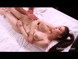 Angel Rush first sex blow job cunnilingus cum in mouth swallow первый секс минет куни кончил в рот сперма russian русская porn