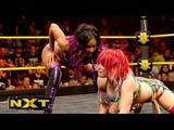Asuka vs. Cameron WWE NXT, Nov. 4, 2015