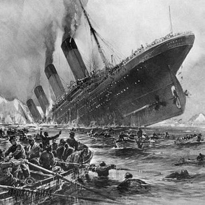 Уинстон Черчилль «Не желайте здоровья и богатства, а желайте удачи, ибо на Титанике все были богаты и здоровы, а удачливыми оказались