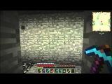 Minecraft # 19 Мод на ночное видение и зачарованный шмот