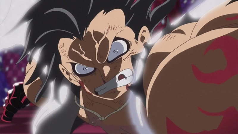 One Piece「AMV」- Luffy Snake Man vs Katakuri
