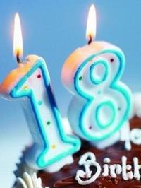 фото 18 лет день рождения