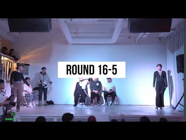 2019 DANCE WAR WAACKING ROUND 16 5