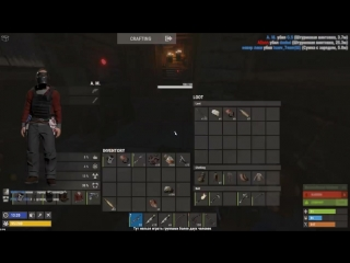 [MAGICOW] RUST - Рейд мвк бункера. Дуэль за AK-47.