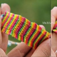 Я плету фенечки уроки