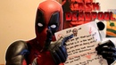 ASK DEADPOOL 1 - Wolverine, Replica Suit Chimichangas!