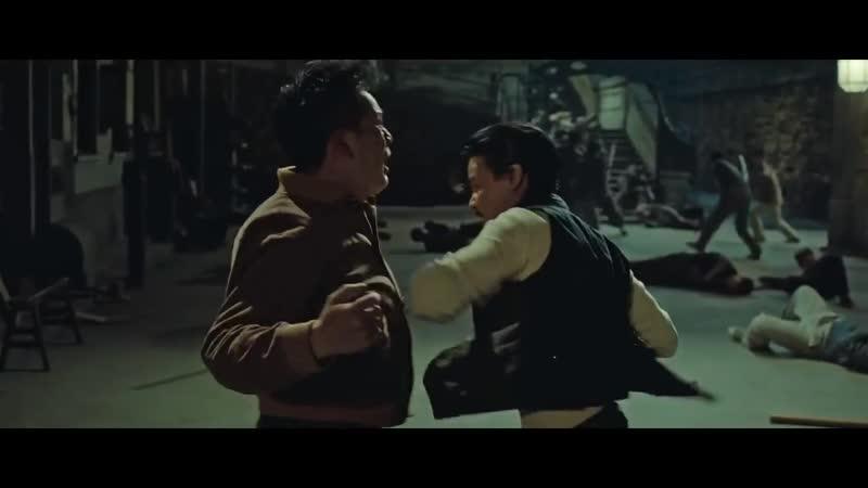 Những trận đánh của Trương Thiên Chí trong Diệp Vấn 3