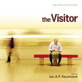 Jan A.P. Kaczmarek альбом The Visitor