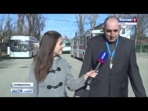 В Крыму введут экскурсионные троллейбусы времен СССР