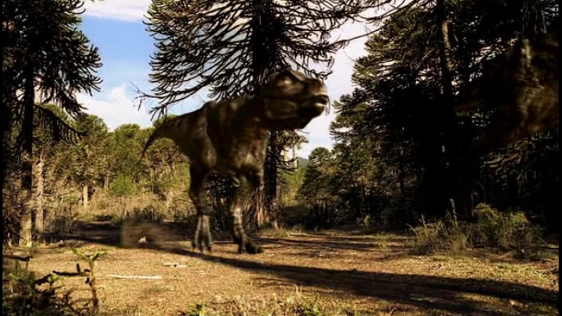 Прогулки с динозаврами: Эпизод 6. Гибель династии (BBC)