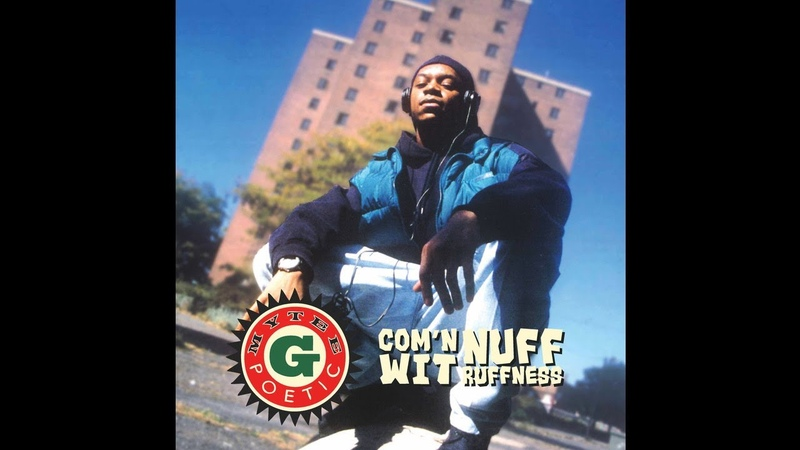 Mytee G Poetic - Comn Wit Nuff Ruffness 2LP (Snippets)