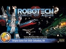 Robotech Force of Arms game preview at Origins 2018