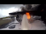 Мощная пожарная машина